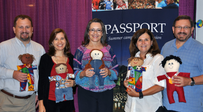 Many Ways to Welcome Immigrants  Campers at Passport support ministry efforts among immigrants