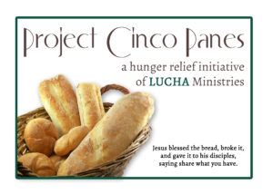 Project Cinco Panes-logo